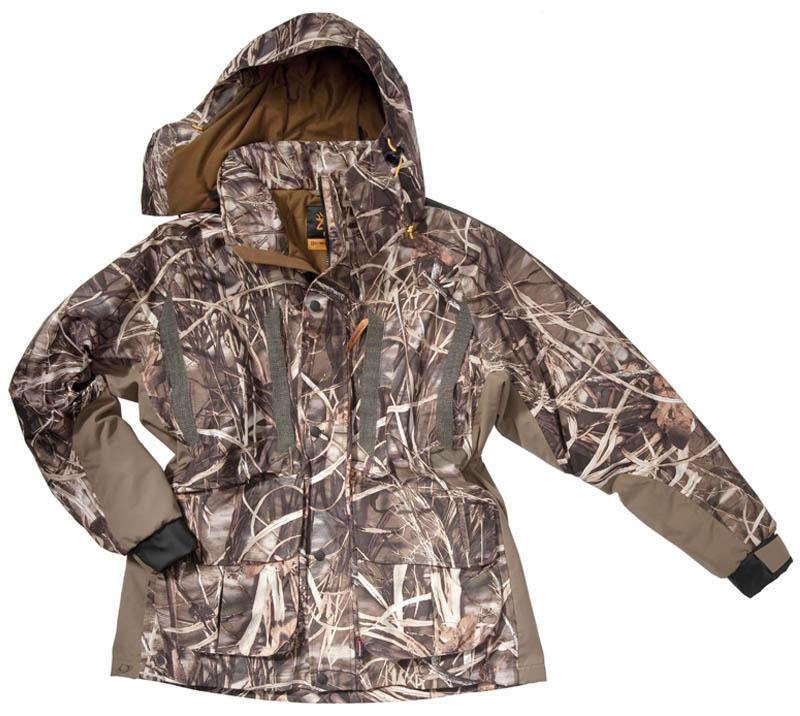 Browning Parka Dirty Bird