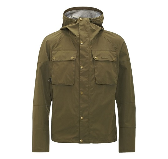 Barbour Tape Fly Jacket